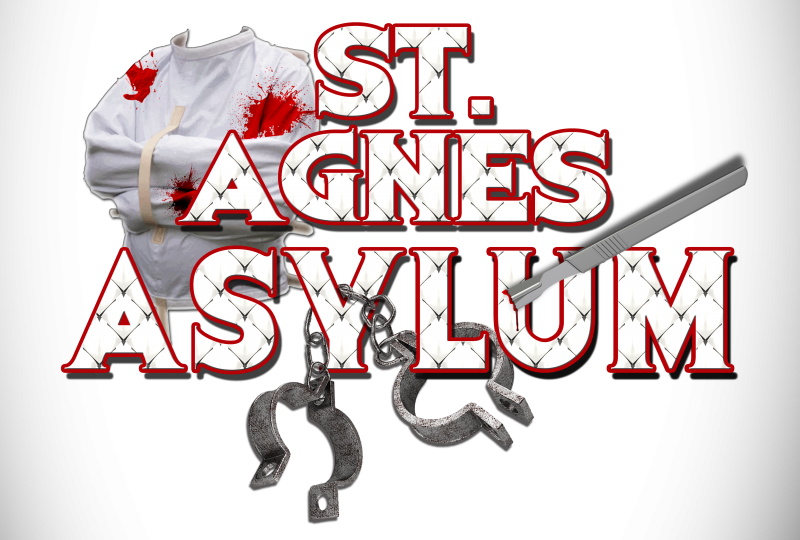 St Agnes Asylum Header Text
