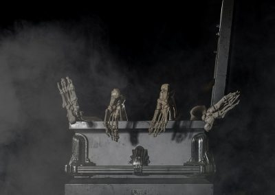 Deadringers Coffin Escape