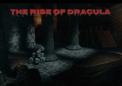The Rise of Dracula